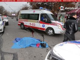 Սպիտակցի Հայկոն կասկածվում է երեկ Խանջյան փողոցում վրաերթի ենթարկվածին կրկնակի վրաերթի ենթարկելու և մահ պատճառելու մեջ.  մանրամասներ