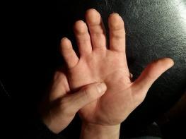 Սեղմեք ձեր ձեռքի ափի այս կետերը և սպասեք հրաշքին
