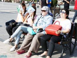 Погода в Армении: 9-13 августа температура воздуха будет выше нормы на 5-7 градусов