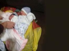 Արտակարգ դեպք Գյումրիում․ մանկատան պահակը բակում՝ պոլիէթիլենային տոպրակի մեջ, հայտնաբերել է նորածին երկվորյակների